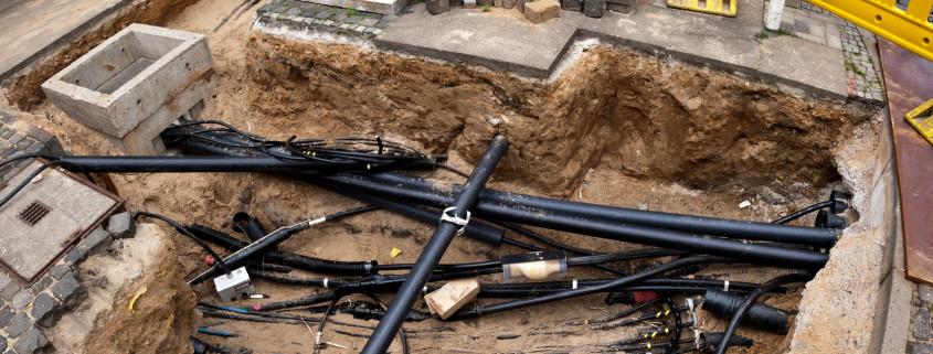 Kudla Elektrobau - Kabelmontagen